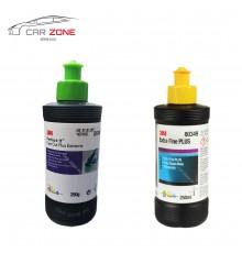 3M Extra Fine Plus + Fast Cut Plus ( 2 x 250 gr)