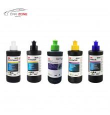 3M Ultrafina SE + Extra Fine Plus + Fast Cut Plus + Fast Cut + Fine Compound ( 5 x 250 gr)