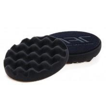 NAT Polishing pad black 135 mm (soft)