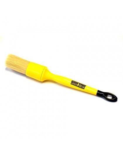 40 mm WORK STUFF Professional Detailing Brush Delicate bristles High Quality!