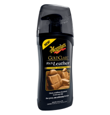 Meguiar`s Gold Class Rich Leather Cleaner & Conditioner (400 ml)
