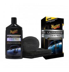 Meguiar`s Ultimate Liquid Wax - Pure Synthetic Polymer (473 ml)
