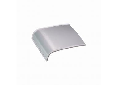 3M 1080 Metálico cepillado aluminio BR120