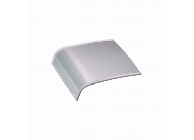 3M 2080 Brushed Aluminium BR120